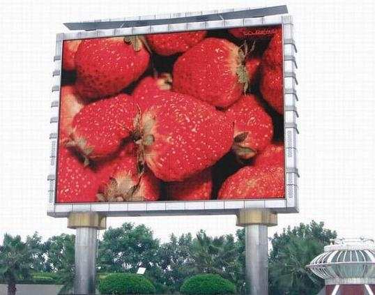 new product led panel p10 outdoor led display advertising