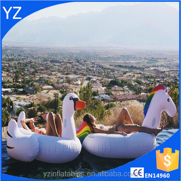 Zhengzhou supplier giant inflatable unicorn pool float