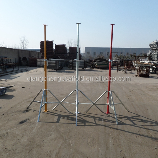 Shoring Posts For Concrete Walls : Concrete slab formwork support shoring jack scaffold post