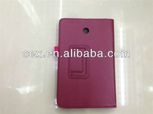 Folio PU Leather Case Stand Cover Skin For ASUS FonePad HD 7 ME372CG