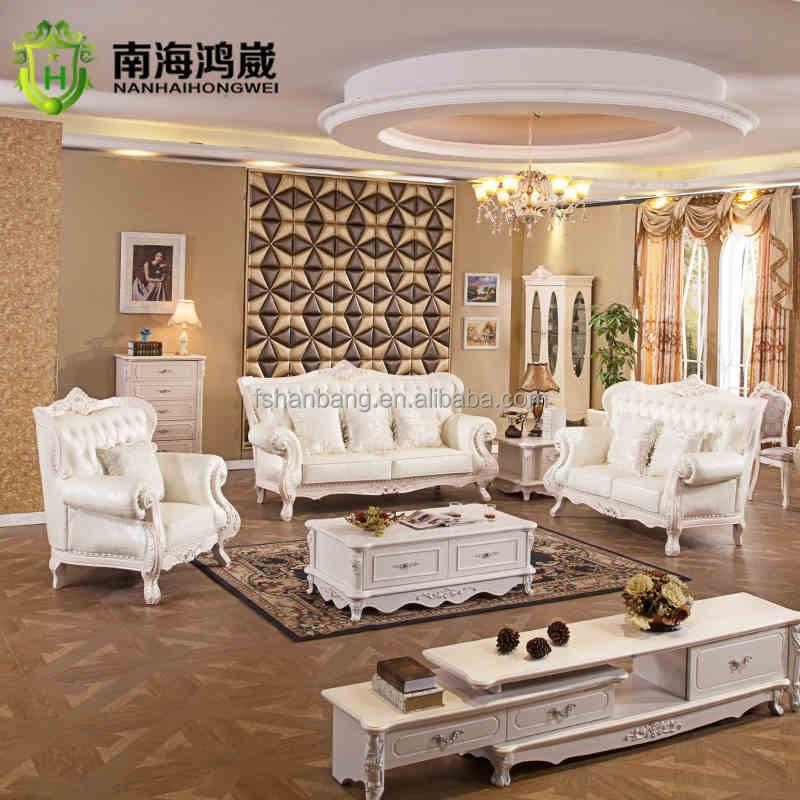 Classical Furniture European Style Royal Sofa Set
