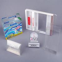 pet pp pvc clear custom printed pillow box