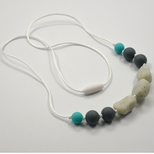 Silicone Bead Necklace Jewelry,Bead Necklace,Statement Necklace