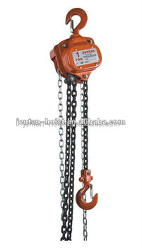 Saudi Arabia Hot sale VC-A Type chain hoist