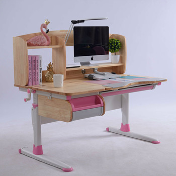 Desk Adjustable Height Kid Ergonomic Helping Children Away From Myopia And Humpback