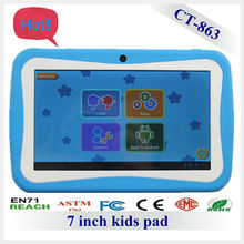 7 inch android 4.1 ipad for kids