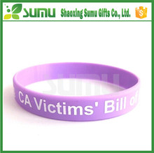 Custom Adjustable Silicon Wristband,Fashion Smart Silicon Bracelet