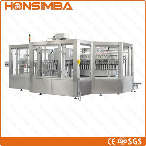 16000BPH 3 in 1 automatic rapeseed oil Washing filling capping machine line