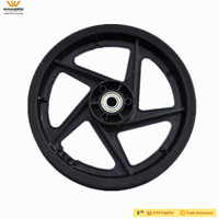 12 inch 5-spoke balance bike plastic PP wheel rim