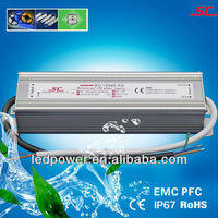 SC LED driver KV-12045-AS PFC EMC IP67 45W 3.75A waterproof constant voltage led driver