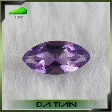 Top quality Marquise cut natural amethyst price carat