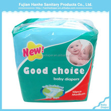 Grade A Good Quality Disposable Baby Cloth Diaper