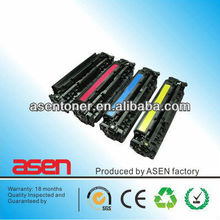 (High Quality) Color Toner Cartridge for hp 1215 fro 540-543