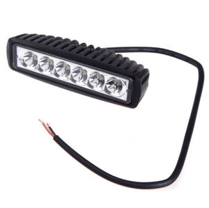 Truck Accessories- 18w LED Offroad Light ATV led tractor work lights 18w