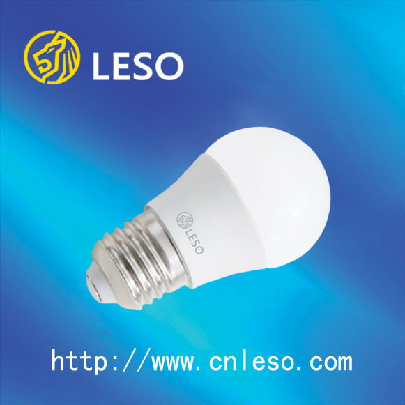 LESO 3W 5W 8W 12W LED bulb lights aluminum+pc led bulbs made in china