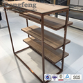 China manufacturer fancy store shelf display props