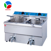 Commercial Electric Chicken Deep Fryer/Electric Deep Frying Machine/Commercial Potato Chips Deep Fryer For Fast Food Restaurant
