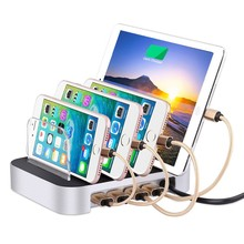 Wholesale high quality charging phone dock multi device mobile phone charging station