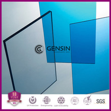 0.8-20mm construction polycarbonate solid sheet/ pc solid sheet/ sound barrier sheet