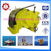 Disc brake air winch 5 ton (10000lbs) winch for crane