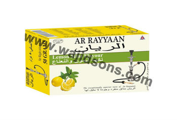 AR RAYYAAN Lemon Mint Herbal Hookah Molasses