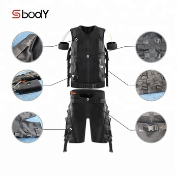 2019 New arrival ems training suit wireless fitness machine for gym
