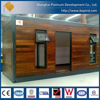 Low Cost 20 ft and 40 ft Container House