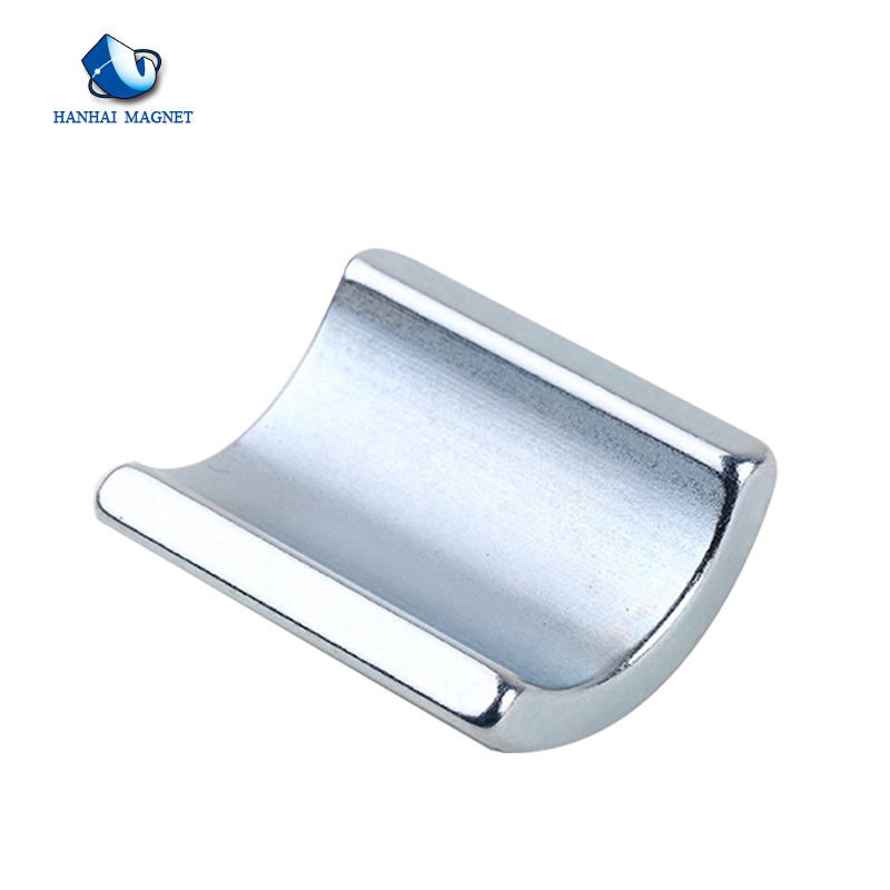 China Gold Supplier Strong Arc Motor Magnet Of Ndfeb