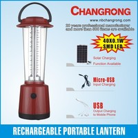 portable lamp rechargeable outdoor lantern electric charge light