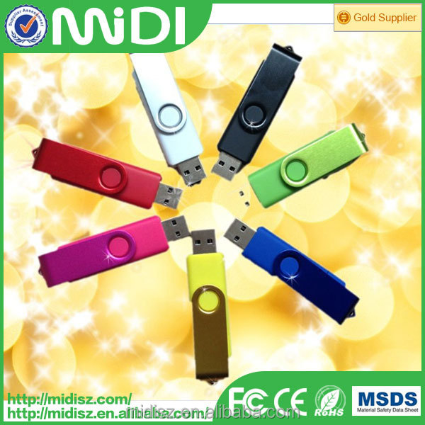 2016 Newest Mini Stick OTG USB Flash Drives for Promotion Gifts