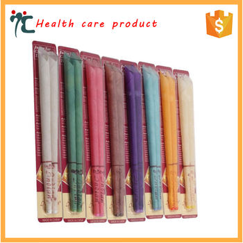 Trumpet Aromatherapy Ear Beeswax Candles For Ear Health
