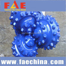 FAE China excavator carbide assemble roller bit