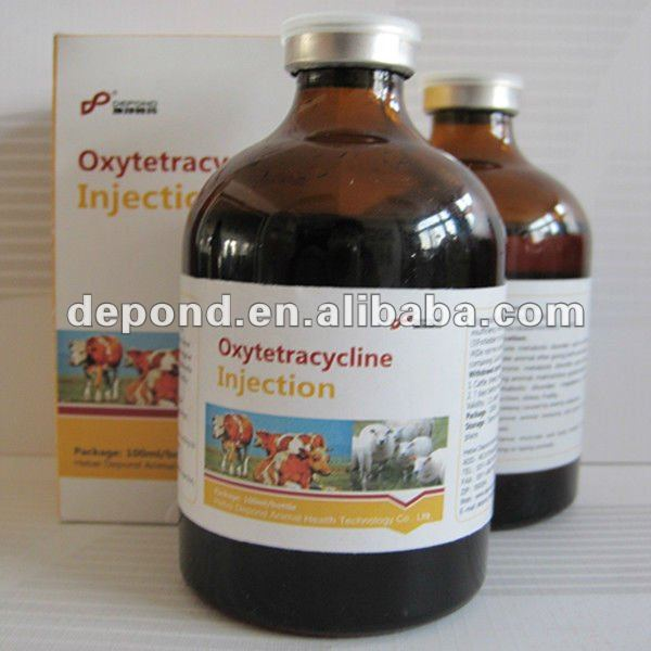 10% oxytetracycline injection animal drugs veterinary medicine