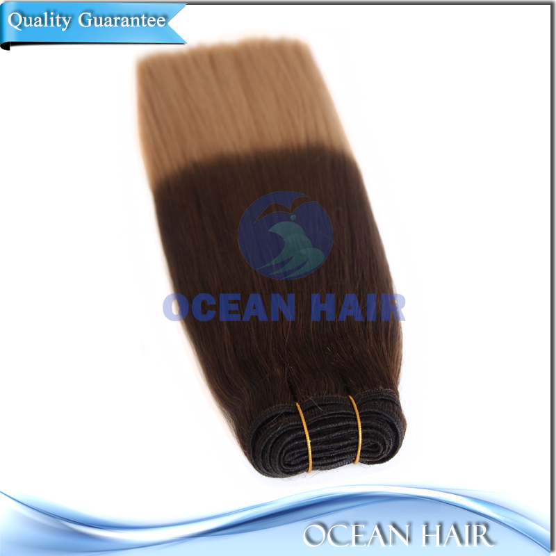 Full Cuticle Clip Ponytail Human Hair From France, Non Clip Hair Extensions