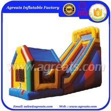 2017 Promotion inflatable slide bouncer inflatable combo castles for sale G3059