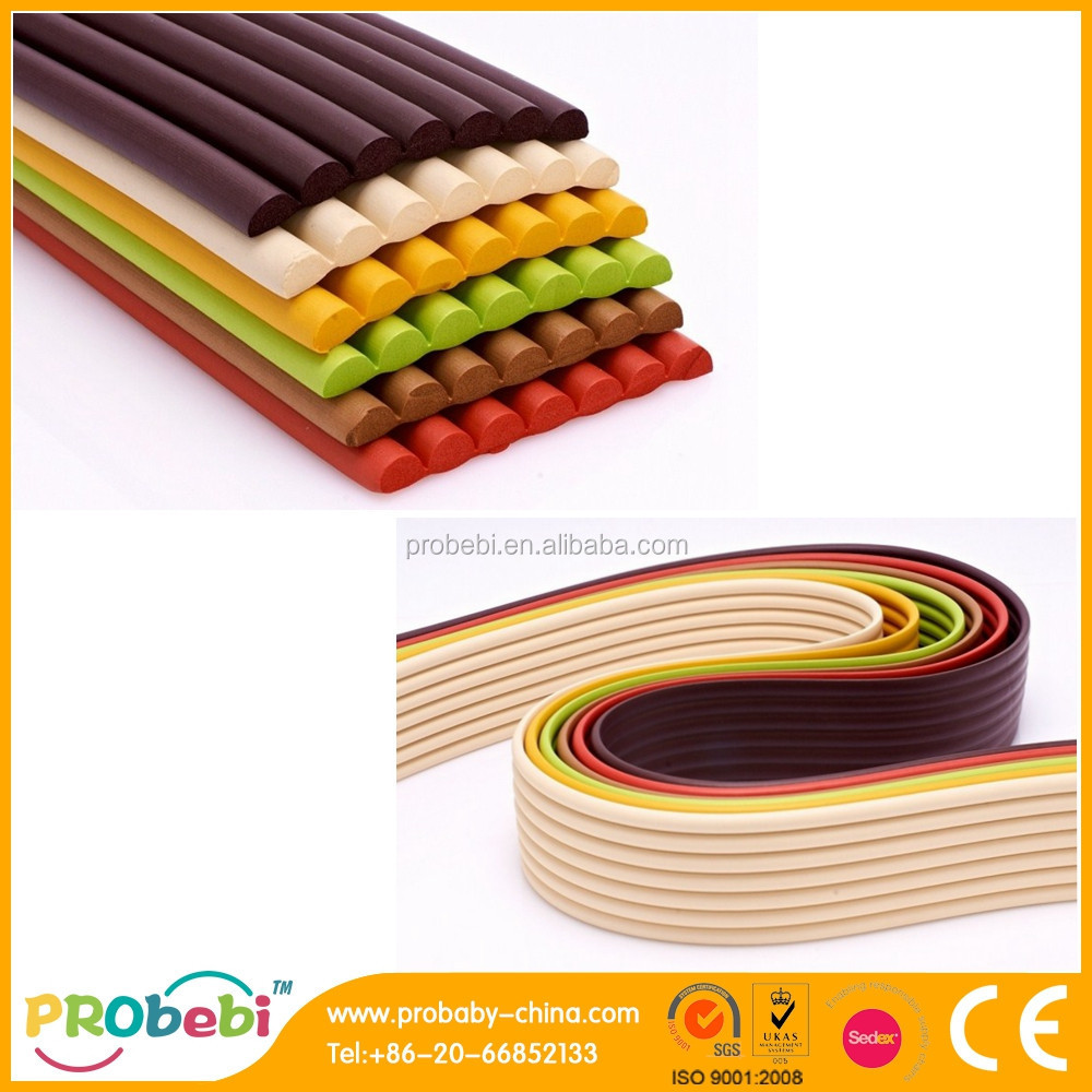 Baby home proof colorful furniture corner protector for kidgarden