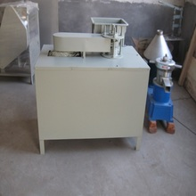 Stainless steel pecan shelling machine