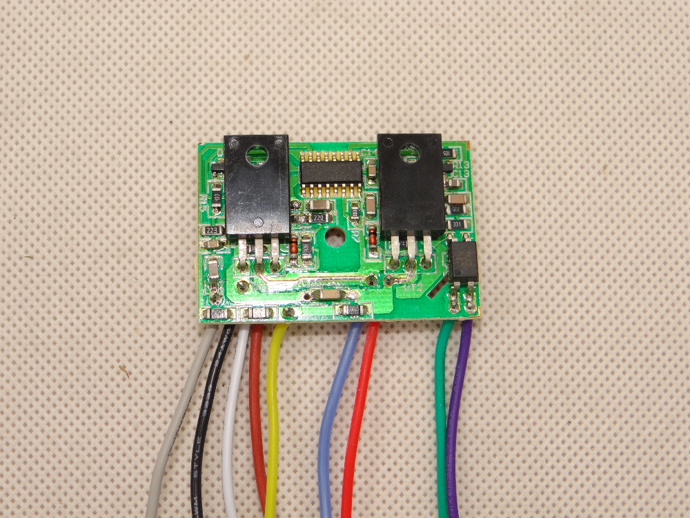 Power Supply Module LCD TV