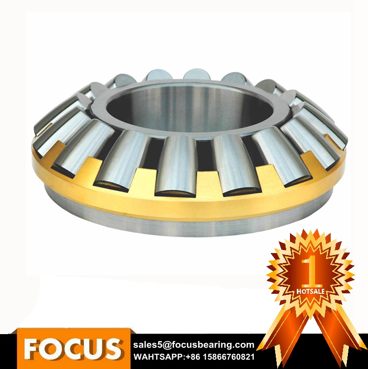 Brass cage spherical tape thrust roller bearings 29412
