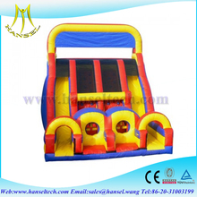 Hansel kids inflatable amusement park Inflatable fun city for sale