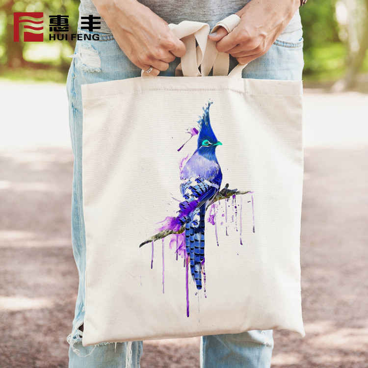 Promotional Custom Blank Canvas Tote Bag ,Cotton Canvas Tote Bag