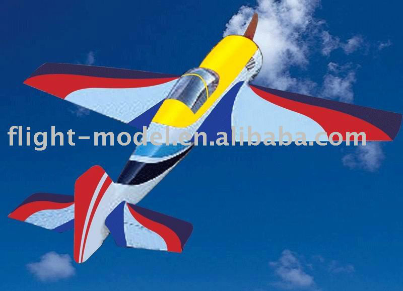 Gas rc plane kit YAK-54 100CC F017 gas airplane model