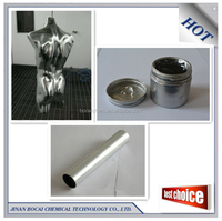 mirror effect aluminium pigment for chrome spray car paint