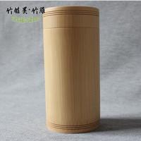 wholesale product tea tin materilas bamboo make