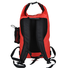 2015 Waterproof Plain Shape Sports Bag Cylinder Duffel gym Bag