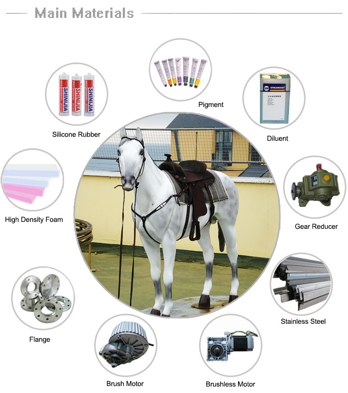 Lifelike robotic animal elephant-exporters