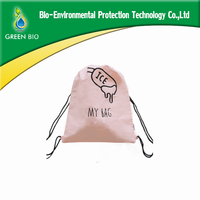 Pink wateproof promotional golf bags