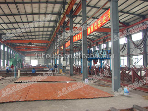 modern mobile construction design steel structure container warehouse