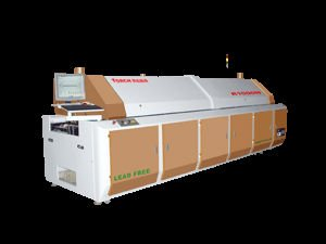 Lead-Free hot air reflow oven&welder torch/Automatic intelligent Smd Assembly Machine R1000 (Torch)