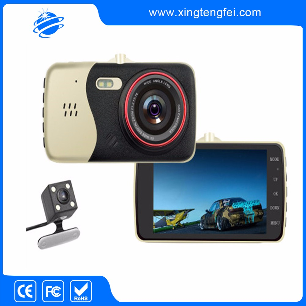 Hot Sale Dash Cam Car Dvr T810 with support night vision